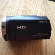 Sony Handycam HDR-CX 625 9