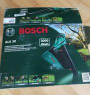 Bosch Laubsauger neu original verpackt
