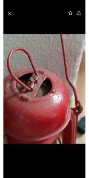 Petroleum Lampe Alt