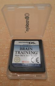 Nintendo DS Spiel Brain Training