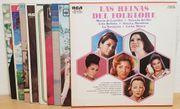 161-186 LP s 12 Schallplatten