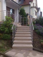 Individuelle Treppen Geländer und Balkone