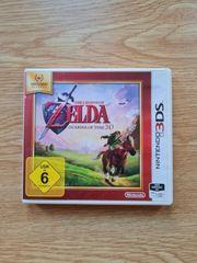 Nintendo 3DS Zelda Ocarina of