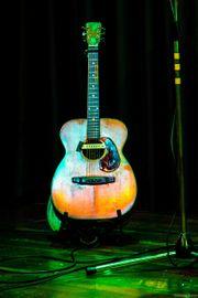 Gitarre im Glockenbach