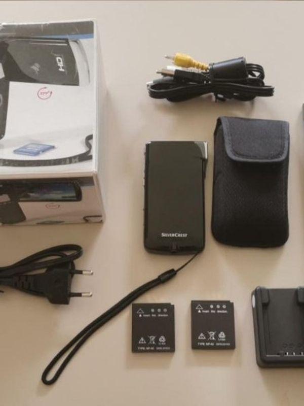 HD Poket Camcorder