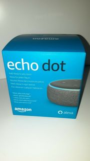 Amazon Echo Dot neu