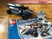 Lego Alpha Team Mobile Basis -