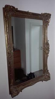 Wunderschöner alter Spiegel