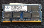 MANJA RAM Arbeitsspeicher 2 GB