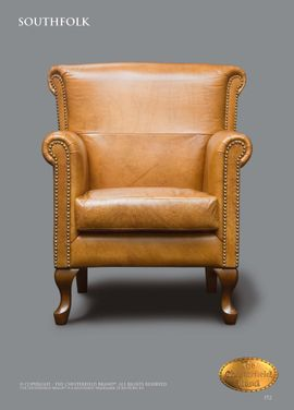 Polster, Sessel, Couch - Chesterfield Sessel