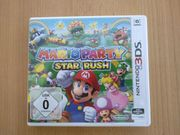 Mario Party Star Rush KOMPLETT