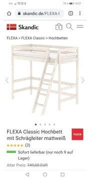 Hochbett Flexa