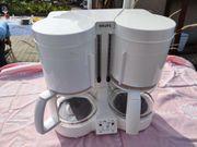 Doppelkaffeemaschine von Krupps