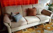 Haushaltsauflösung Sofa Sessel Schlafcouch Küche