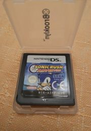 Sonic Rush Adventure Nintendo DS