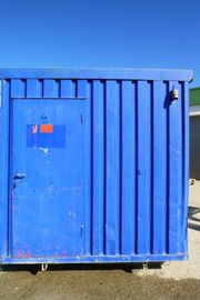 Baucontainer Bürocontainer Werkzeugcontainer Container für