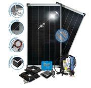 Schindeltechnik Solaranlage 300W MPPT komplett