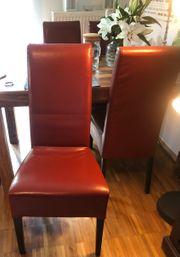 Esszimmer Stühle 4 Stück
