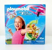 Kinderspielzeug Playmobil Windrad Sport Action
