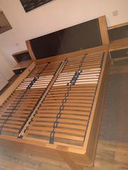 Musterring Doppelbett mit höhenverstellbare Lattenroste