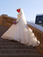 Kleid Hochzeitskleid