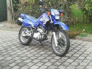 Yamaha XT E 600