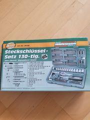 Steckschlüsselsatz 130-tlg