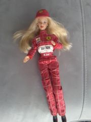 scuderia ferrari barbie