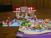 Lego Friends 3061 Heartlake Cafe