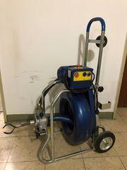 Rohrreinigungsmaschine Karo AS20