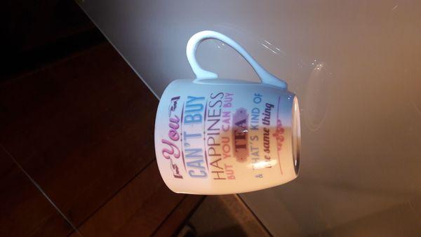 Spruch Kaffeetasse Kaffeebecher kostenloser Versand