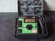 Metrawatt Metratester 4 Prüfgerät DIN
