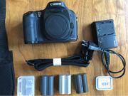 Canon Eos 10D Spiegelreflex