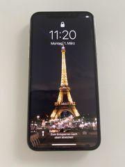 iphone X 256 gb silber