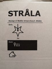 Ikea hänge Lampe