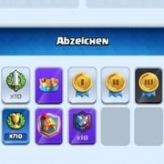Clash Royale Account pusher
