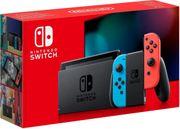 Nintendo Switch Konsole - Neon-Rot Neon-Blau