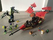 Lego Ninjago 70738 -letzte Flug