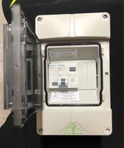 Siemens FI-LS C16 mit Brandschutzschalter