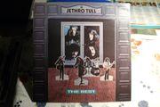 JETHRO TULL LP - The Best
