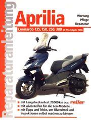 Reparaturanleitung R A Aprilia Leonardo