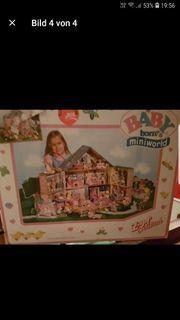 Mini Baby Born Haus