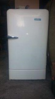 Alter Linde Kühlschrank