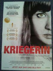 2011 Film Plakat Kriegerin NeoN