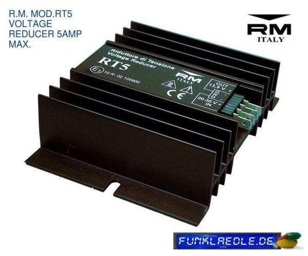 RM Italy RT-5 Input 20-30VDC