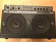 Gitarrenverstärker Galien Krueger 206 ML