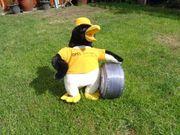 Werbeartikel WERBUNG Opel Pinguin Plüschtier