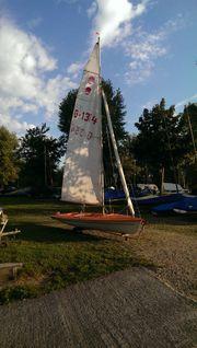 Segelboot Klepper Jeton