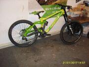 Downhill Fahrrad GHOST DH7 ohne