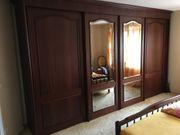 Schlafzimmer komplett Hülsta Melanie Mahagoni